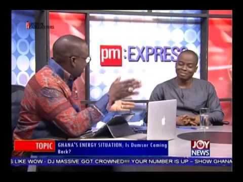 Ghana's Energy Situation - PM Express on Joy News(26-10-16)