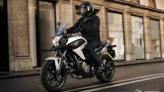 New 2012 Honda NC700X & technical spec.