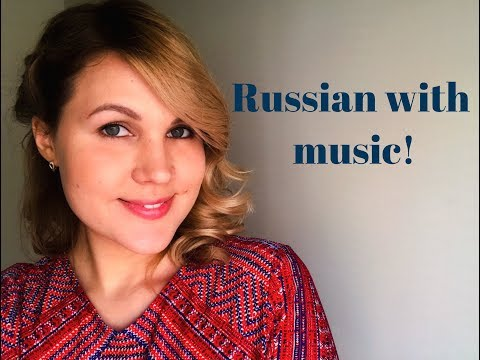 """Learn Russian with songs! """"Секрет"""" - """"Привет"""""""