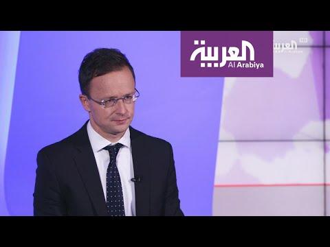 نصريحات هنغارية للعربية