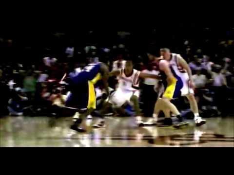 Kobe Bryant vs Shane Battier  HD