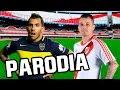 Canción River vs Boca 2-4 (Parodia Cuatro Babys - Maluma) video & mp3