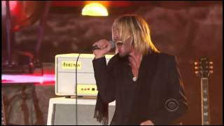 rock and roll kennedy center honors led zeppelin foo fighters