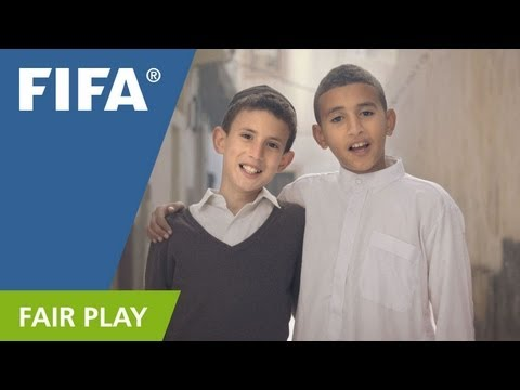 FIFA anti-discrimination -- Religion