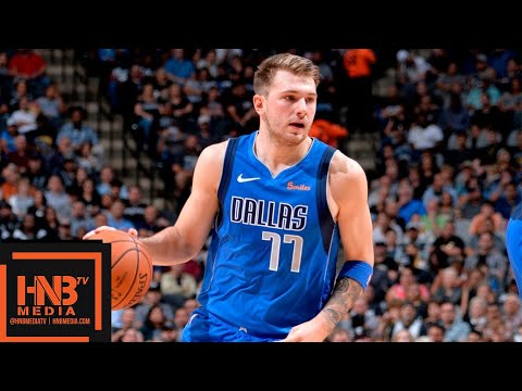 Dallas Mavericks vs San Antonio Spurs Full Game Highlights | 10.29.2018, NBA Season