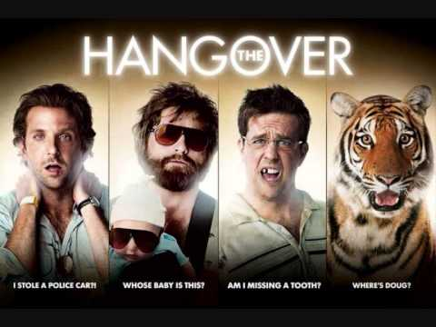 The Hangover Soundtrack- Rhythm and Booze