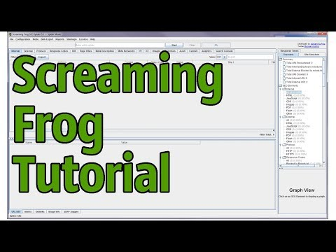 Screaming Frog: Find Your Broken Links, a Tutorial