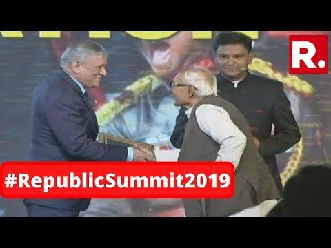 COAS General Bipin Rawat honours India's Heroes At The Republic Summit