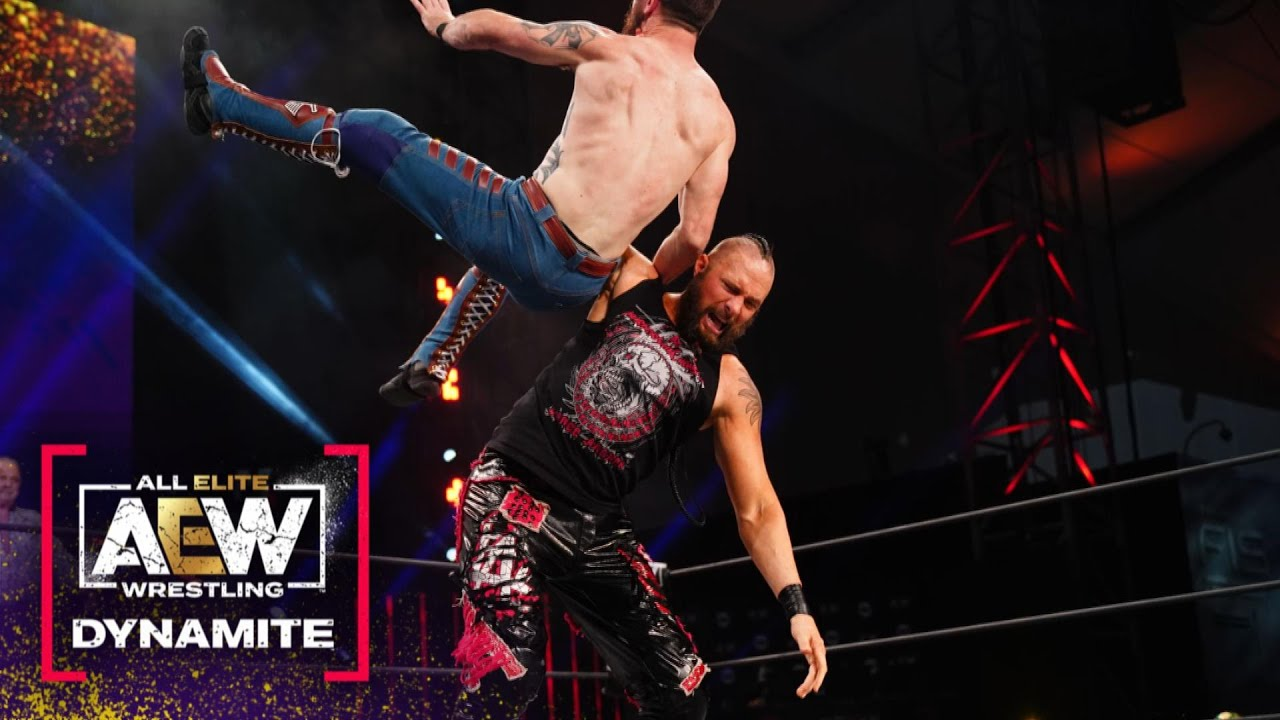 The Murderhawk Monster Lives Up to His Name | AEW Friday Night Dynamite, 6/11/21
