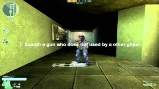 Crossfire Gun Ghost Glitch 2012 Octorber
