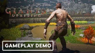 Giant's Uprising Turns the Tables on Puny Human Protagonists - Gamescom 2019