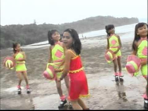 Lagu anak Minang # pantai padang # Tari