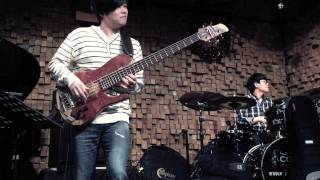 havona(cover) bass SOLO -구본암밴드