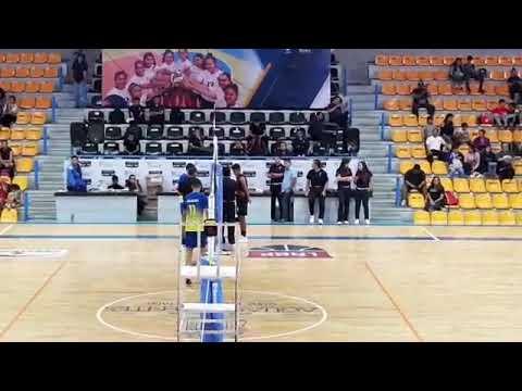 Festival Nacional Infantil Y Juvenil De Voleibol Ags. Final Varonil J. Menor, Edo. Méx. Vs. Jalisco