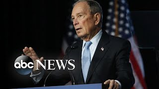 Michael Bloomberg announces he will release some women from non-disclosure agreements | WNT