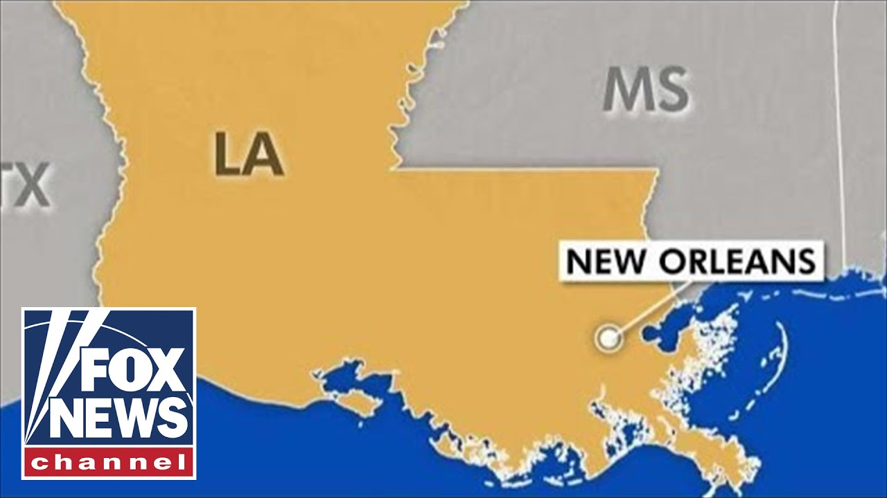 At Least 10 People Shot In New Orleans' French Quarter