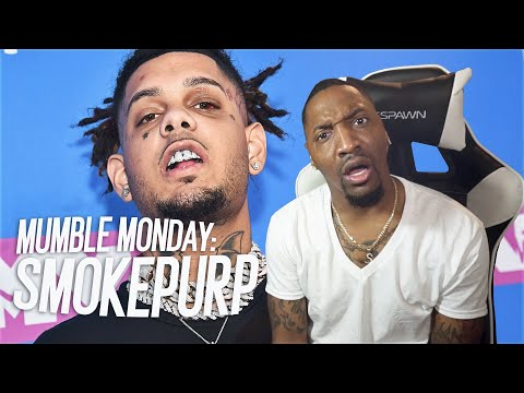 SMOKEPURPP SO TRASH THEY DISABLED HIS COMMENTS! (Mumble Monday; Episode 10)