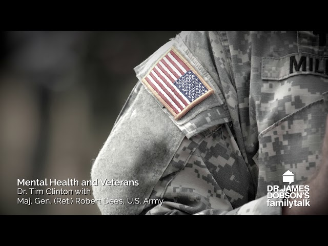 Mental Health and Veterans | Family Talk Feature