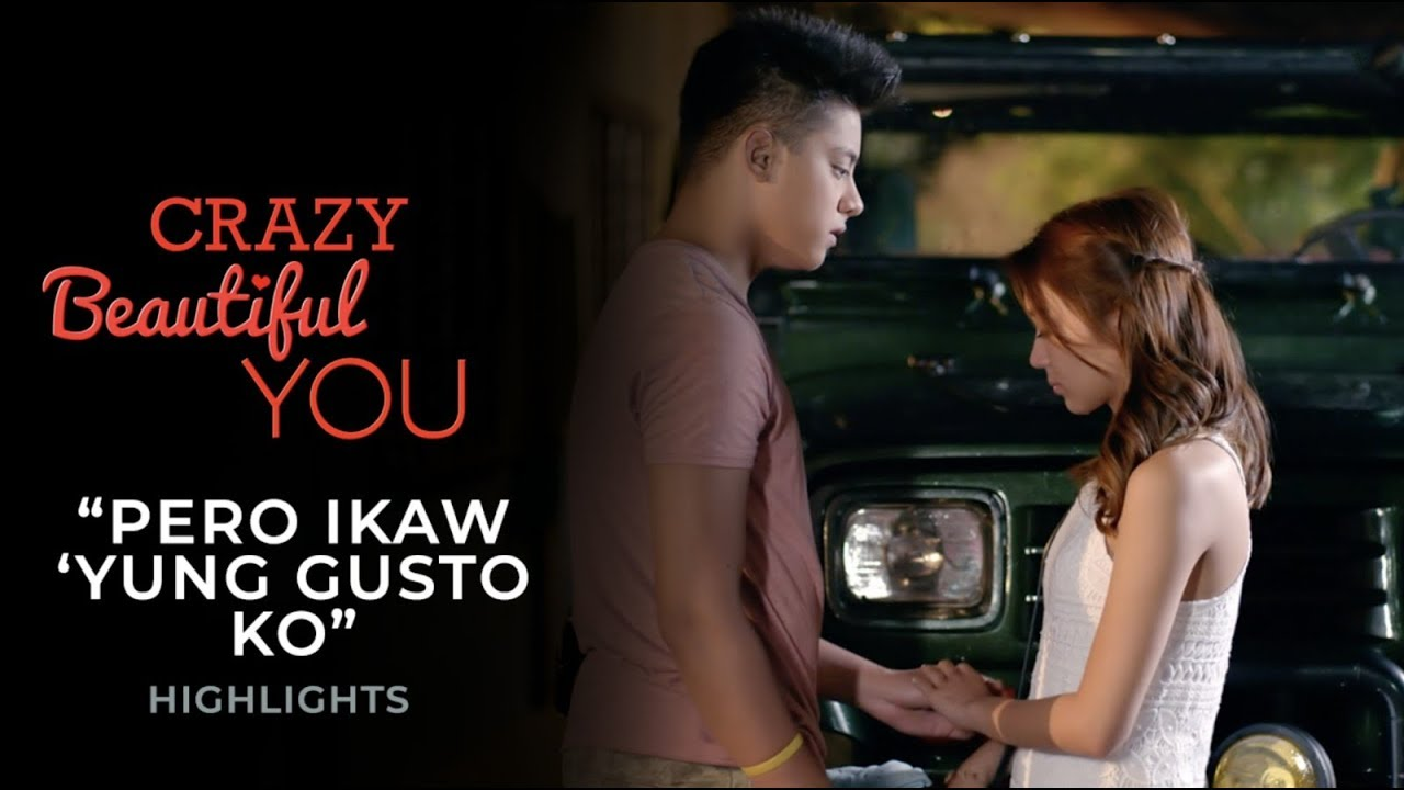 "Download ""Pero ikaw 'yung gusto ko"" | Crazy Beautiful You Highlights | iWant Free Movies"