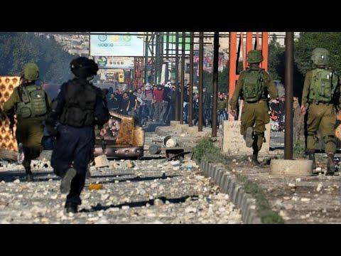 Bentrokan Warga Palestina Dan Tentara Israel Kembali Terjadi