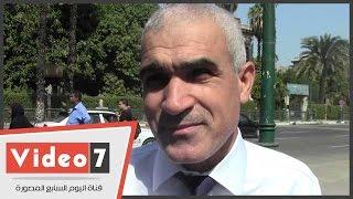 مواطن يطالب محافظ القاهرة برصف طريق الخيالة بمدينة دار السلام