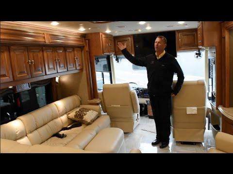 2017 TIFFIN MOTORHOMES ALLEGRO BUS 45OPP #32120 W/Frank Bailor