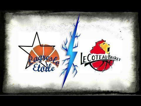 Etoile Lagresle vs Le Coteau Basket - Match de préparation (Cours-La-Ville)