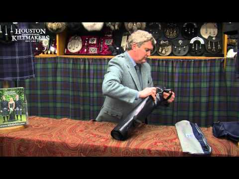 How to Transport Your Kilt Outfit and Kilt Maintenance | Houston Kiltmakers Scotland