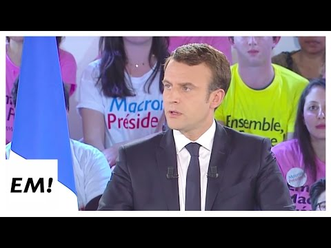 MEETING - Ensemble, la République | Emmanuel Macron