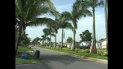 Miramar Park's makeover with Public Works employees