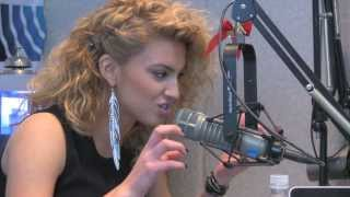 Tori Kelly stopped by to talk about getting turned down on different talent shows, getting signed, and we played her song on the radio for the first time!
