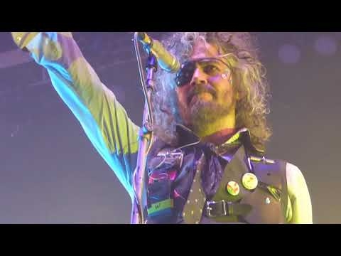 The Flaming Lips - The Castle - Colston Hall Bristol -  13.08.17