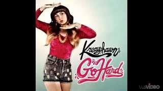 Kreayshawn - Go Hard (Audio)