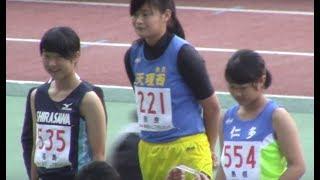 2017ジュニアオリンピック陸上 女子ABC共通 ジャベリックスロー表彰式 山本千夏 検索動画 30