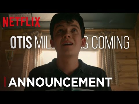 Sex Education: Season 2 | Announcement [HD] | Netflix