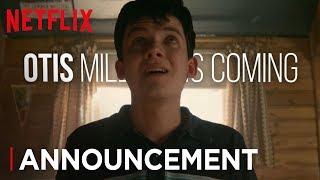 Aankondiging Netflix: seizoen 2 van Sex Education