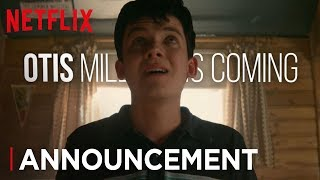 Sex Education: Season 2 | Announcement [HD] | Netflix thumbnail