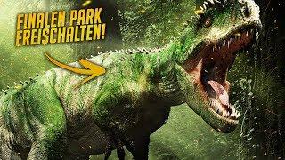 ER FRISST MEINE BESUCHER | Jurassic World Evolution Let's Play