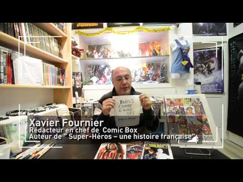 Free Comic Book Day France 2015 - Xavier Fournier