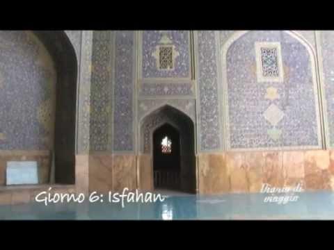 Diario di viaggio: Iran (Isfahan)