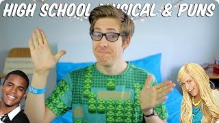 High School Musical & Puns! | Evan Edinger