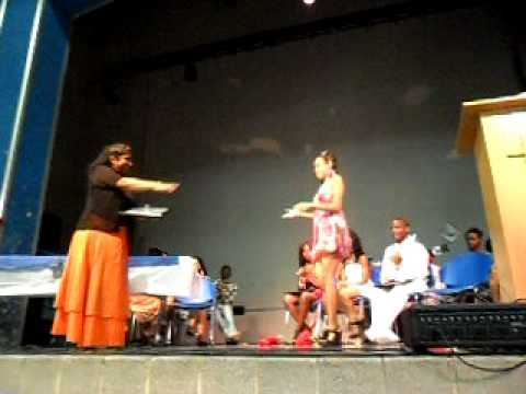 Asaan Payton Glover's Graduation 2010 New Song Academy in Sandtown