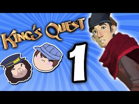 King's Quest: A Special Occasion - PART 1 - Steam Train