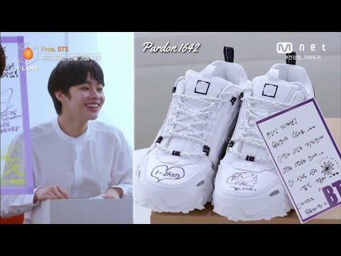 VIETSUB] BTS tặng quà cho 12 thực tập sinh của I-LAND   BTS (방탄소년단) I-LAND episode 7   Web cung cấp thông tin chung có ích nhất cho bạn   Kemtrinamda.vn