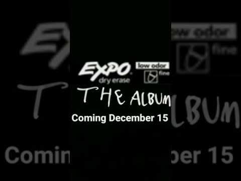 Expo: THE ALBUM coming December 15!