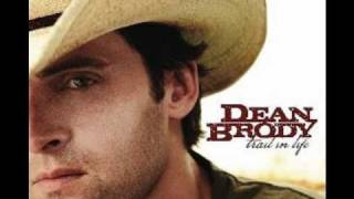 People Know You By Your First Name by Dean Brody