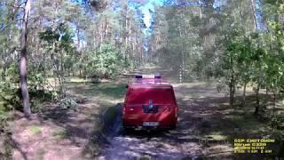 [ALARMOWO]: Pożar lasu w Rajszewie, spłonęło ok. 1 ha poszycia! | 479[M]24 | OSP CHOTOMÓW