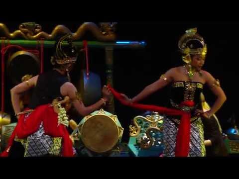 Kingston Onstage, Main Stage, Gamelan Ensemble