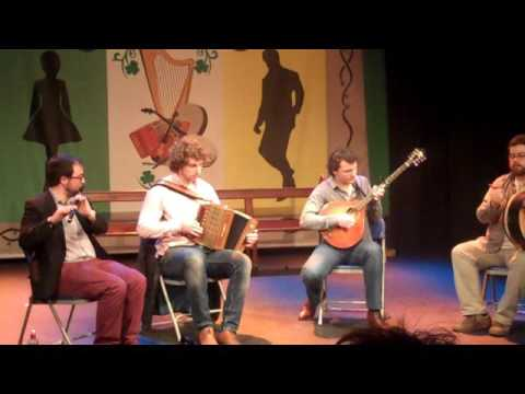 Moycullen Senior Group at An Taibhdhearc