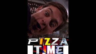 I played the Spider-Man 2 Pizza Theme over a car crash Video